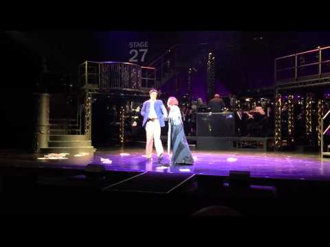 Sunset Boulevard, ENO 27.04.2016, Curtain Call Glenn Close