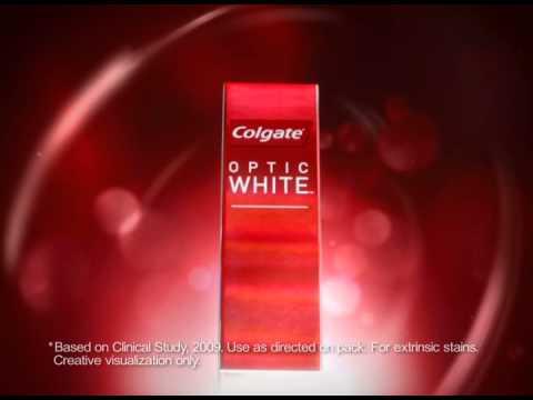 Colgate Optic White TVC