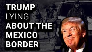 Trump Made Up Story About Border Agent's Death