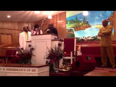 "Rev. Bertrand Bailey Jr. ""Chugga Chugga Choo Choo"""