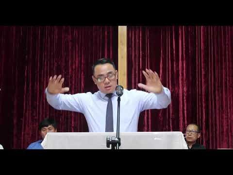 Rev. Zhabu Yimsung | Pastor, Naga Christian Fellowship Bangalore