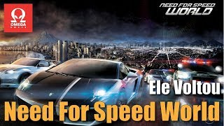 😱BOMBA!💥 NEED FOR SPEED WORLD ONLINE VOLTOU BAIXE GRATUITAMENTE