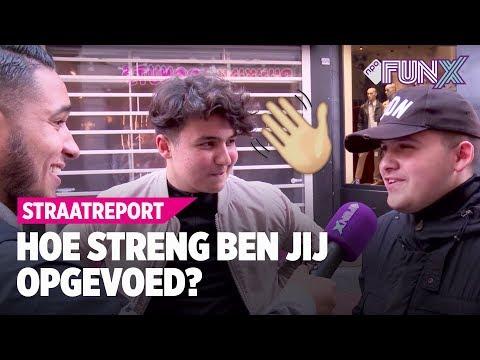 HARDE HAND OF FLUWELEN HANDSCHOEN? HOE BEN JIJ OPGEVOED | FunX Straatreport #19