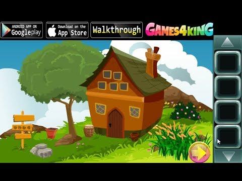 Native American Girl Rescue Walkthrough [Games4King]