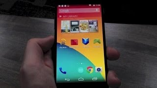 Hands-On With The Nexus 5