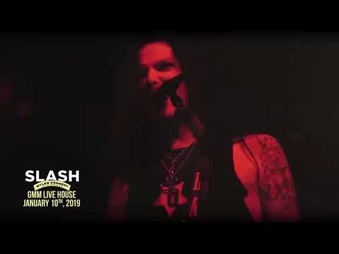 Slash ft. Myles Kennedy and The Conspirators Live in Bangkok 2019 Mp3