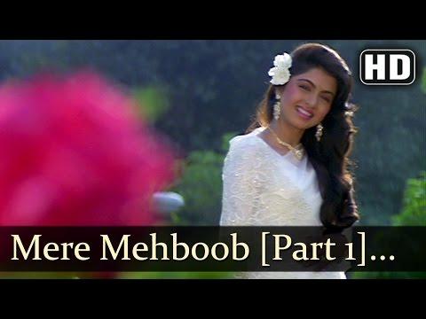 Mere Mehboob Meri Jaane Jigar - Himalaya - Bhagyashree - Paayal - Best Hindi Romantic Songs