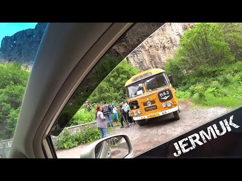 Jermuk - The Most Poular Mountain Spa Town In Armenia