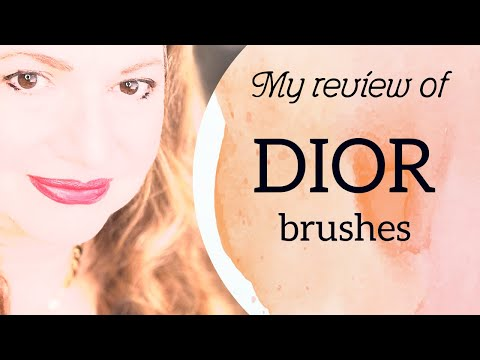 95493dbf Review of Dior Backstage Foundation Brushes