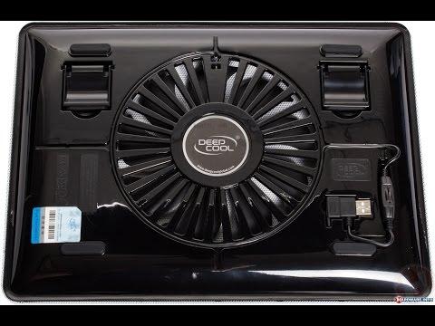 видео: Помогает ли охлаждающая подставка для ноутбуков?