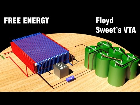 Free Energy Generator - Zero Point energy, Floyd Sweets - Vacuum Triode Amplifier