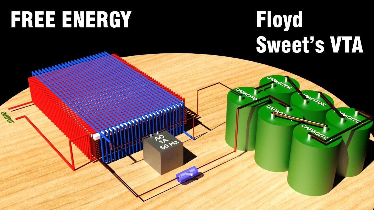 Free Energy Generator Zero Point Energy Floyd Sweets Vacuum Triode Amplifier Youtube