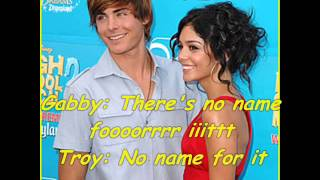 High School Musical 2 - You are the music in me -  lyrics