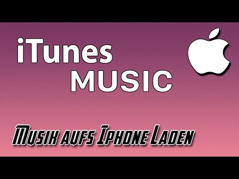 ►Musik aufs Iphone laden [mit iTunes][Windows][+Update]◄