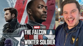 I watched the first episode of falcon and winter soldier!!!! this will be my soldier spoiler free reaction thoughts! fir...