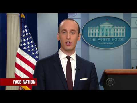 "Trump Advisor Stephen Miller: ""The Powers of the President will not be questioned!"""