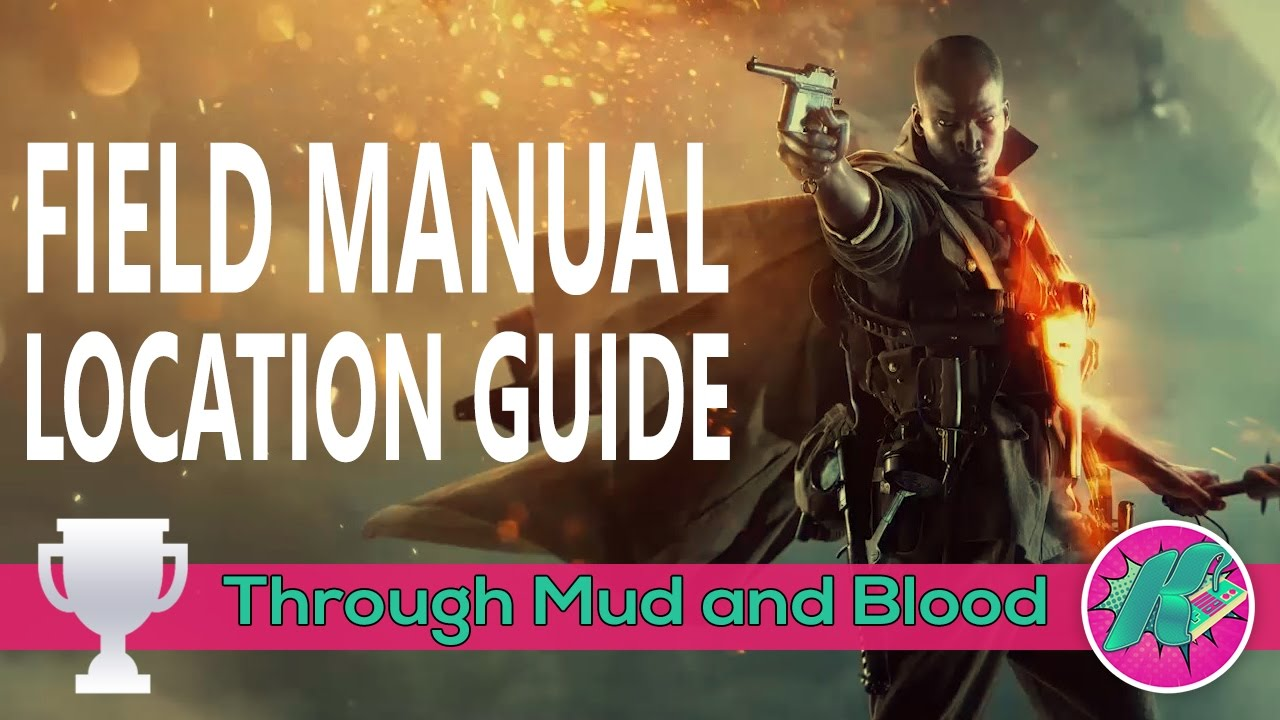 through mud and blood field manuals