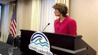 2015 Ocean Leadership Public Policy Forum: Senator Lisa Murkowski, AK