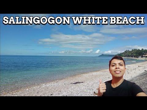 Bicol White Beach - Salingogon 2020 (My Hometown)