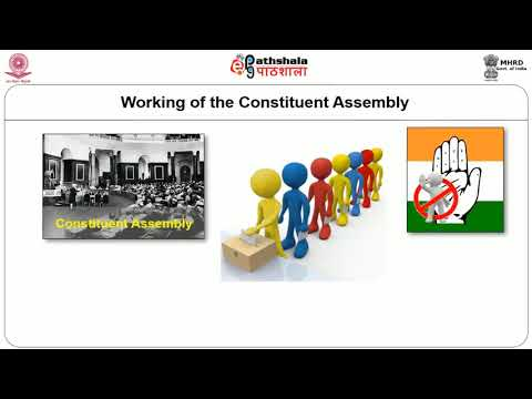 The Constituent Assembly Of India