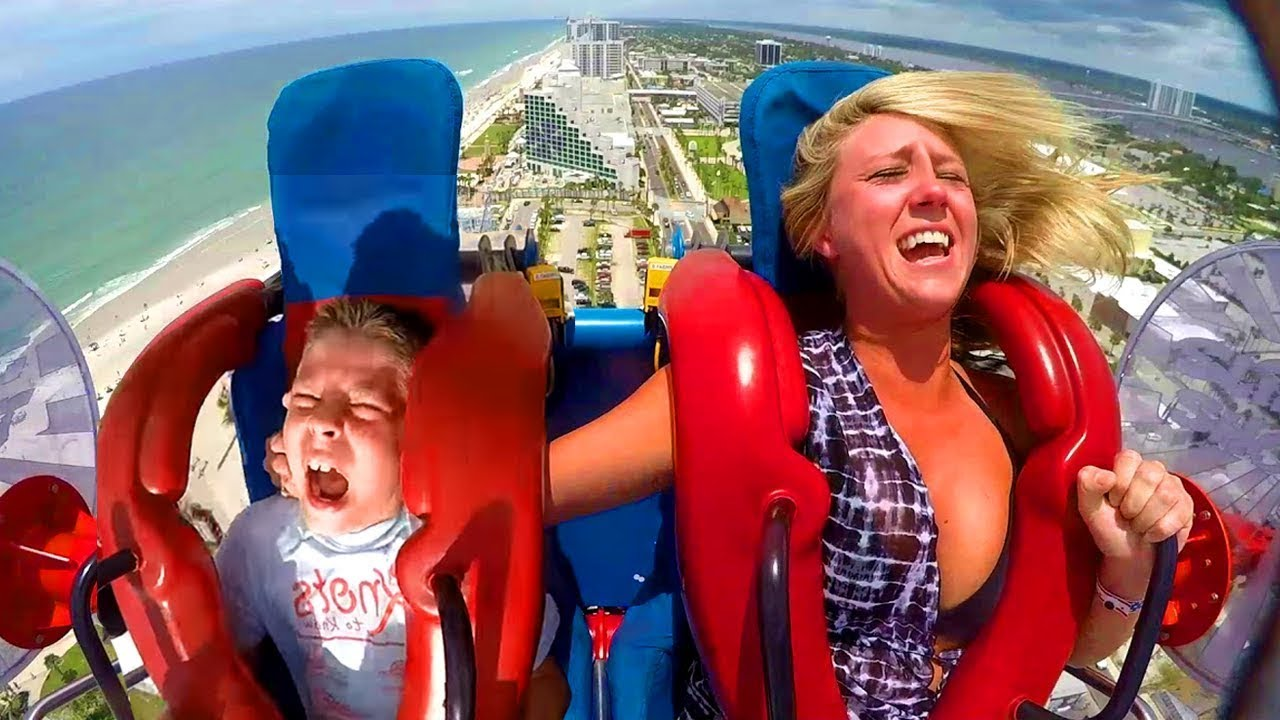 Download Mom Tries To Save Son From Falling Then This Happens...