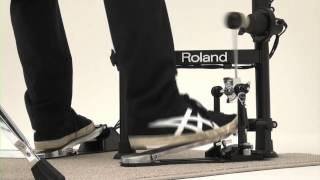 Roland V-Drums Portable TD-4KP Kit Examples 2 (Processed/Electronic Sounds)