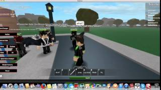 Toxic's Death and Ressurection ROBLOX