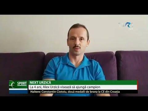 Marius Urzică susţine gimnaştii români la Campionatul European 2017