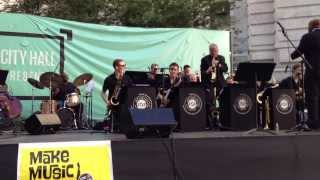 Jazz Orchestra of Philadelphia @ City Hall Presents 6-21-13