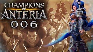 CHAMPIONS OF ANTERIA ★ 006 - Neuer Champion: Oona [Deutsch | Lets Play]