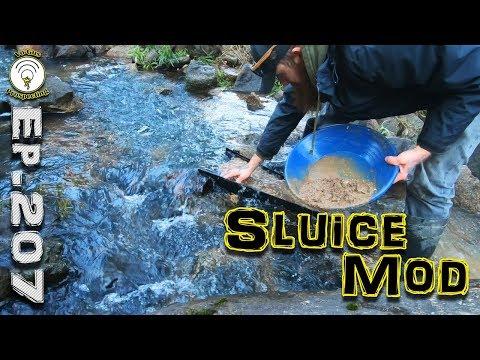 Sluice Mod - Working Hard Pack Flood Gold.