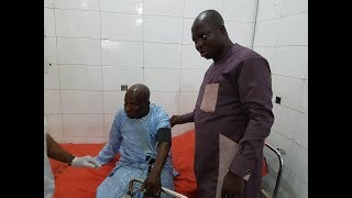 BREAKING News Popular Nollywood Actor Baba Suwe Has Being admitted in LUTH