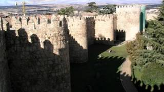 Avila Spain - Medieval Town