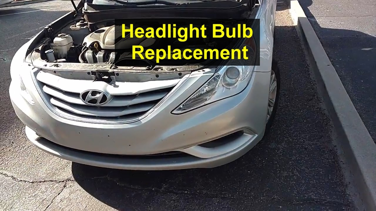 Maxresdefault on Hyundai Sonata Headlight Bulb Replacement