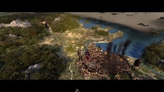 Total War ATTILA Barbarian Hordes Feature Spotlight