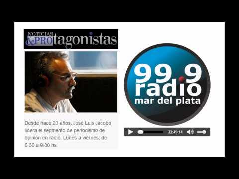 EW en FM 99.9 (Mar del Plata)