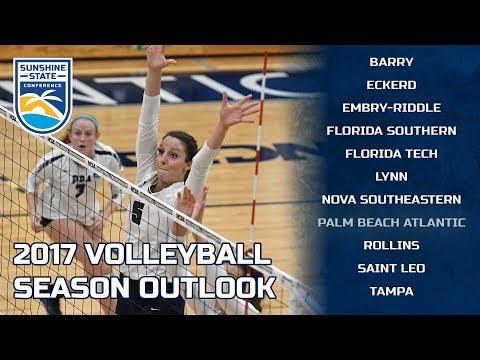 Palm Beach Atlantic University | 2017 Volleyball Season Outlook