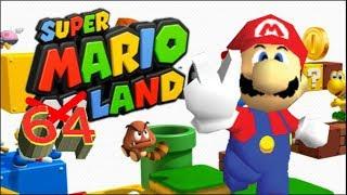 [Live]Super Mario 64 Land part 1