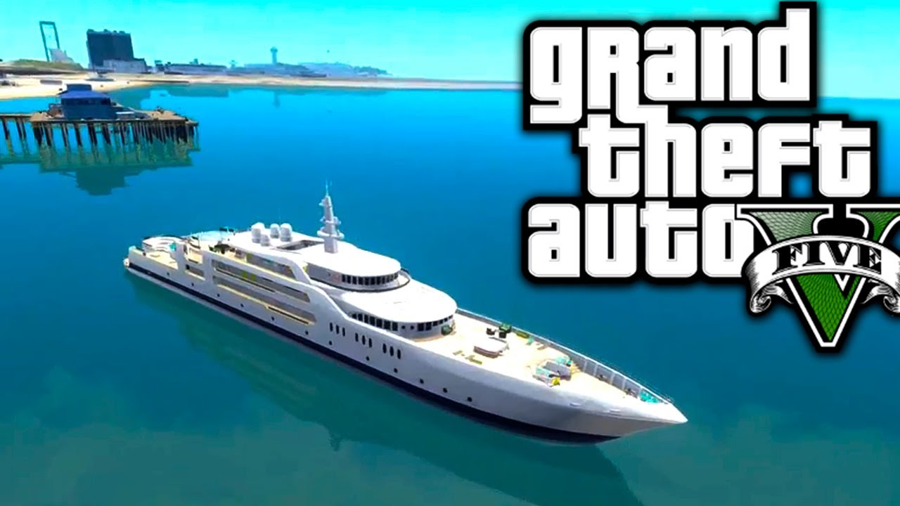 Gta v barcos grandes ferry yates porque no hay barcos - Fotos de yates ...
