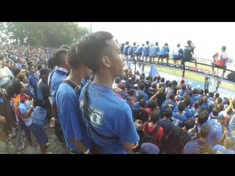 Apa kata Dunia Indonesia Tanpa Arema #AremaniaOnTourLamongan