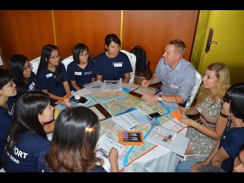Myanmar Netherlands Water Challenge   Delta Academy (Day 1)