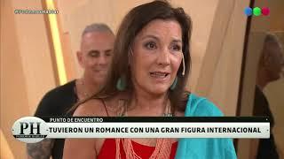 El Romance Prohibido De Mónica Gonzaga Y Julio Iglesias - Ph Podemos Hablar 2019