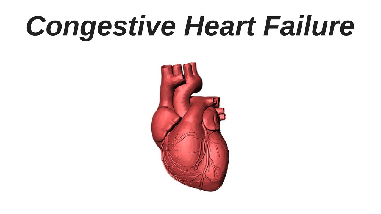 What Is Congestive Heart Failure Chf Types Symptoms And Causes Of Explained In Detail