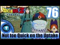 Dragon ball Z Kakarot - Not too Quick on the Uptake - Find The Missing Capsule Substory Walkhrough