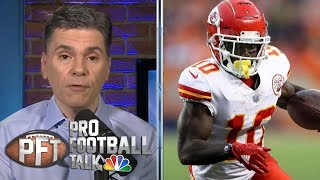Kansas City Chiefs should prepare for offense without Tyreek Hill | Pro Football Talk | NBC Sports