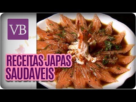 Receita Japonesa Saudável - Você Bonita (12/04/16)