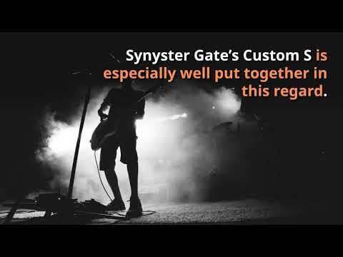 Schecter Synyster Gates Custom S Guitar Review Youtube