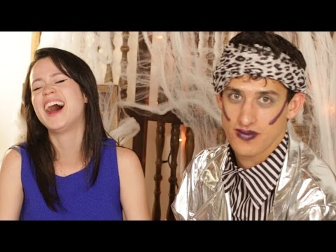 Thumbnail: Girlfriends Choose Their Boyfriends' Halloween Costumes
