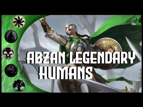 ABZAN LEGENDARY HUMANS