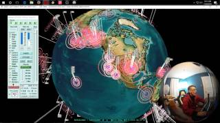 11/08/2016 -- New Large Earthquake Watch in Pacific -- Deep EQ's across the planet
